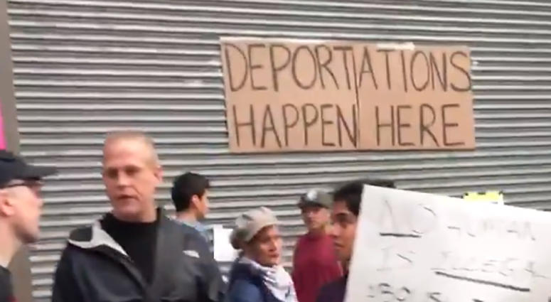 ICE Protests