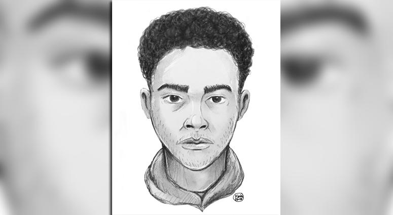 Sketch of suspect wanted in rape of 11-year-old girl