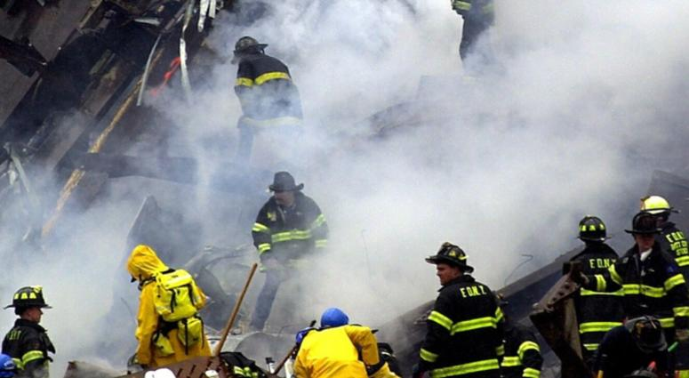 9/11 first responders