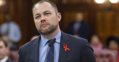 Council Speaker Corey Johnson