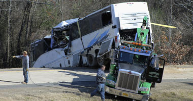 Arkansas Bus Crash