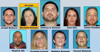 New Jersey Drug Bust