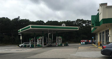 Suffolk County Gas Station Robberies