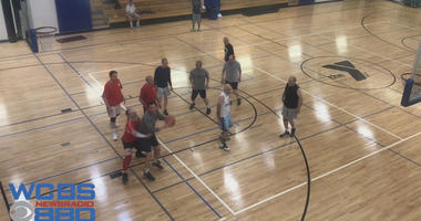 McBurney YMCA Pickup Basketball