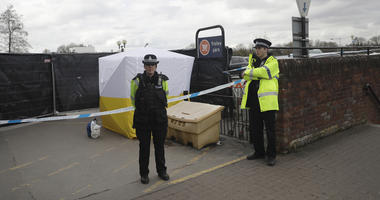 Former Russian Spy Poisoned By Nerve Gas