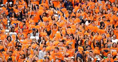 Syracuse Orange fans