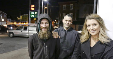 New Jersey Couple, Homeless Man Charged In GoFundMe Scam