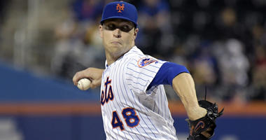 Mets, deGrom agree to $17 million, 1-year contract