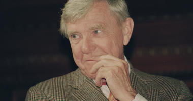 Russell Baker, Author And NY Times Columnist, Dead At 93