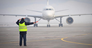 Airport Worker