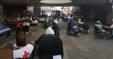 Florence Evacuees Eager To Return Home