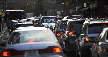 New York traffic congestion pricing