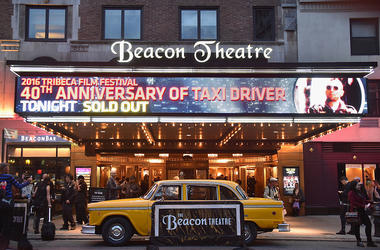 The Beacon Theatre