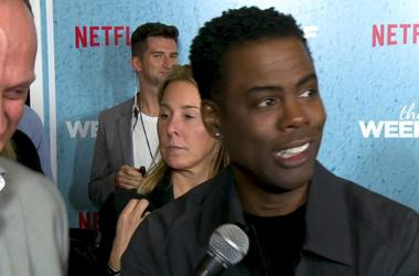 CHRIS ROCK talks BULLYING and his daughters getting married