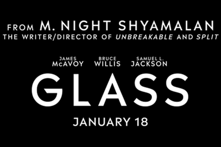 Glass Movie Poster 2019
