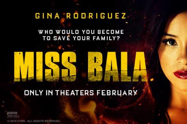 Image result for MISS BALA