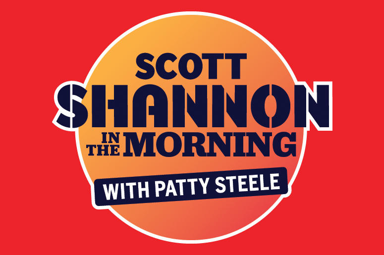 Scott Shannon in the Morning with Patty Steele