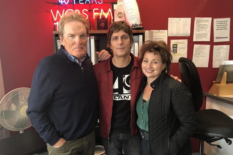 Rob Thomas with Scott Shannon and Patty Steele