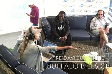 Buffalo Bills Rookie CB Tre'Davious White