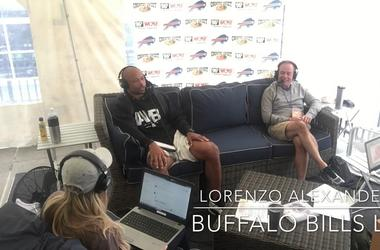 Buffalo Bills LB Lorenzo Alexander - The Dad Uniform