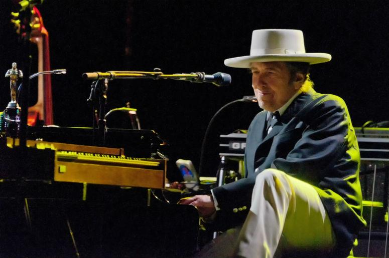 Bob Dylan live during Collisioni 2012 in Barolo on July 16th