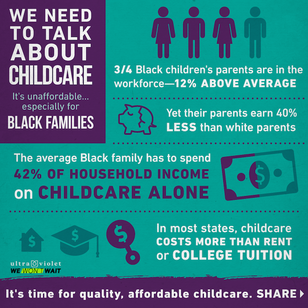 We need to talk about child care for Black families