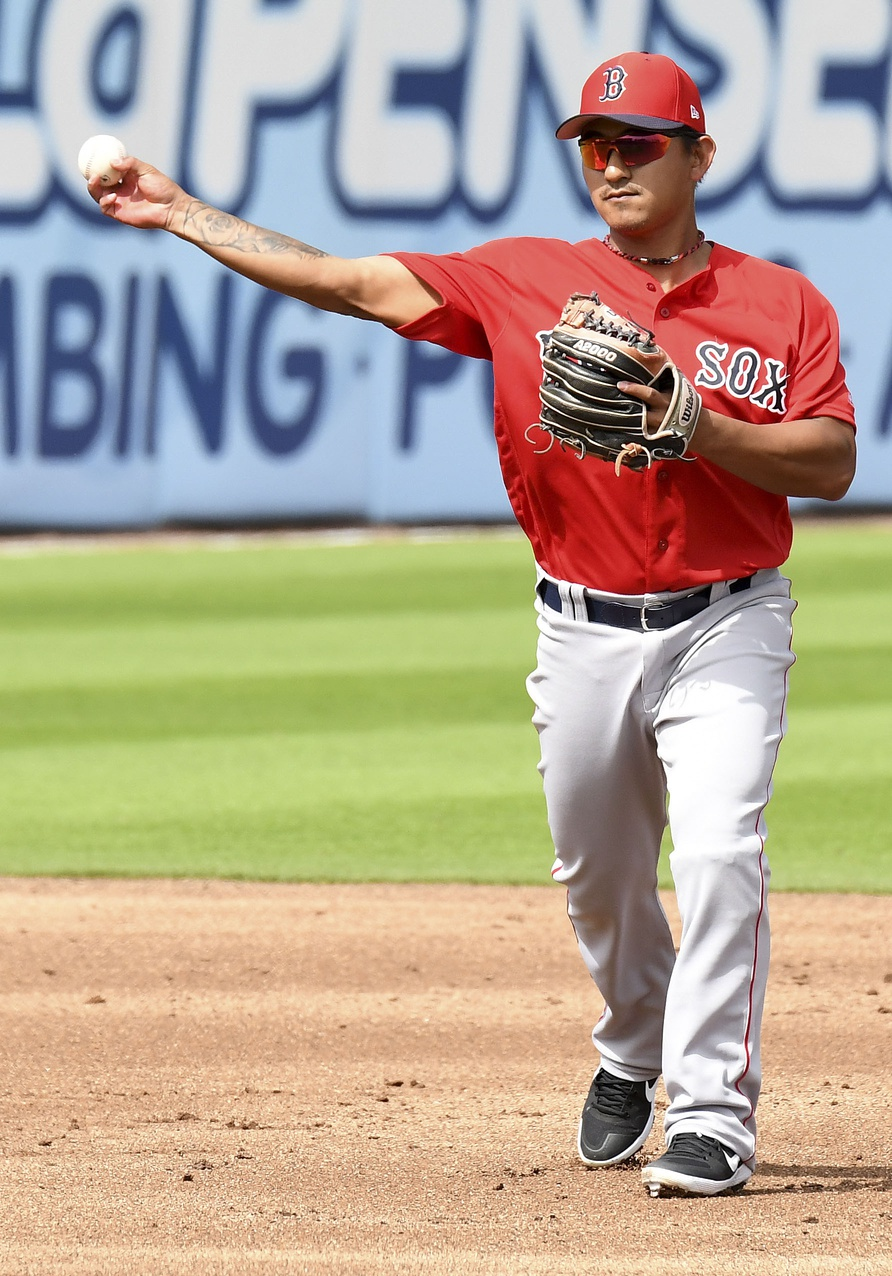 Red Sox roster moves: Brian Johnson, Brock Holt head to injured list