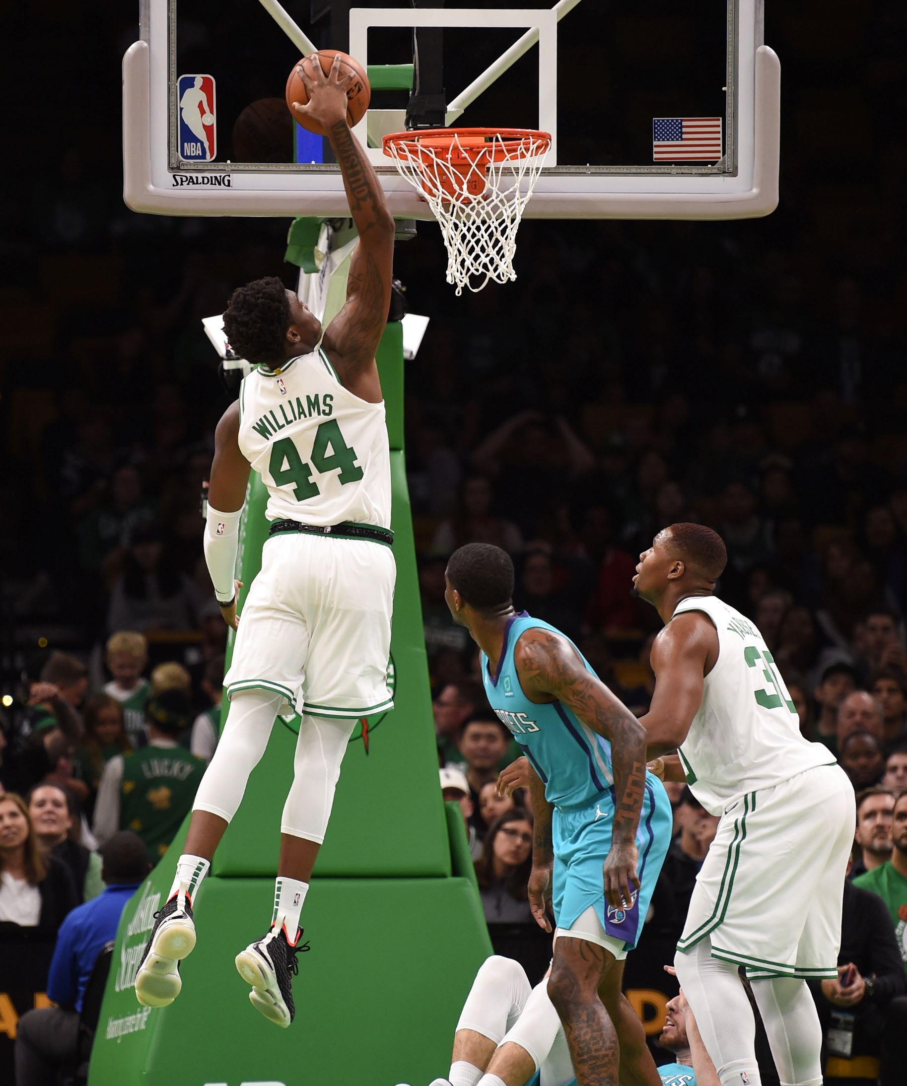 Celtics assign top pick Robert Williams to Maine Red Claws of G-League
