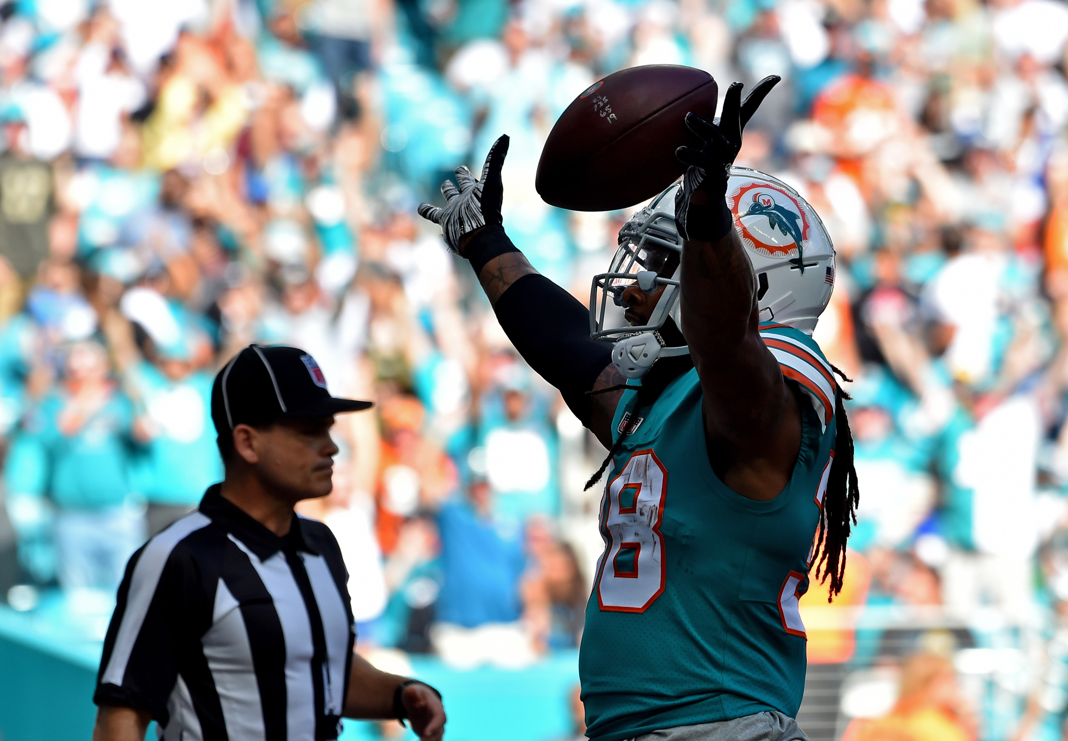 How Brandon Bolden 'heard' Bill Belichick when he was with Dolphins