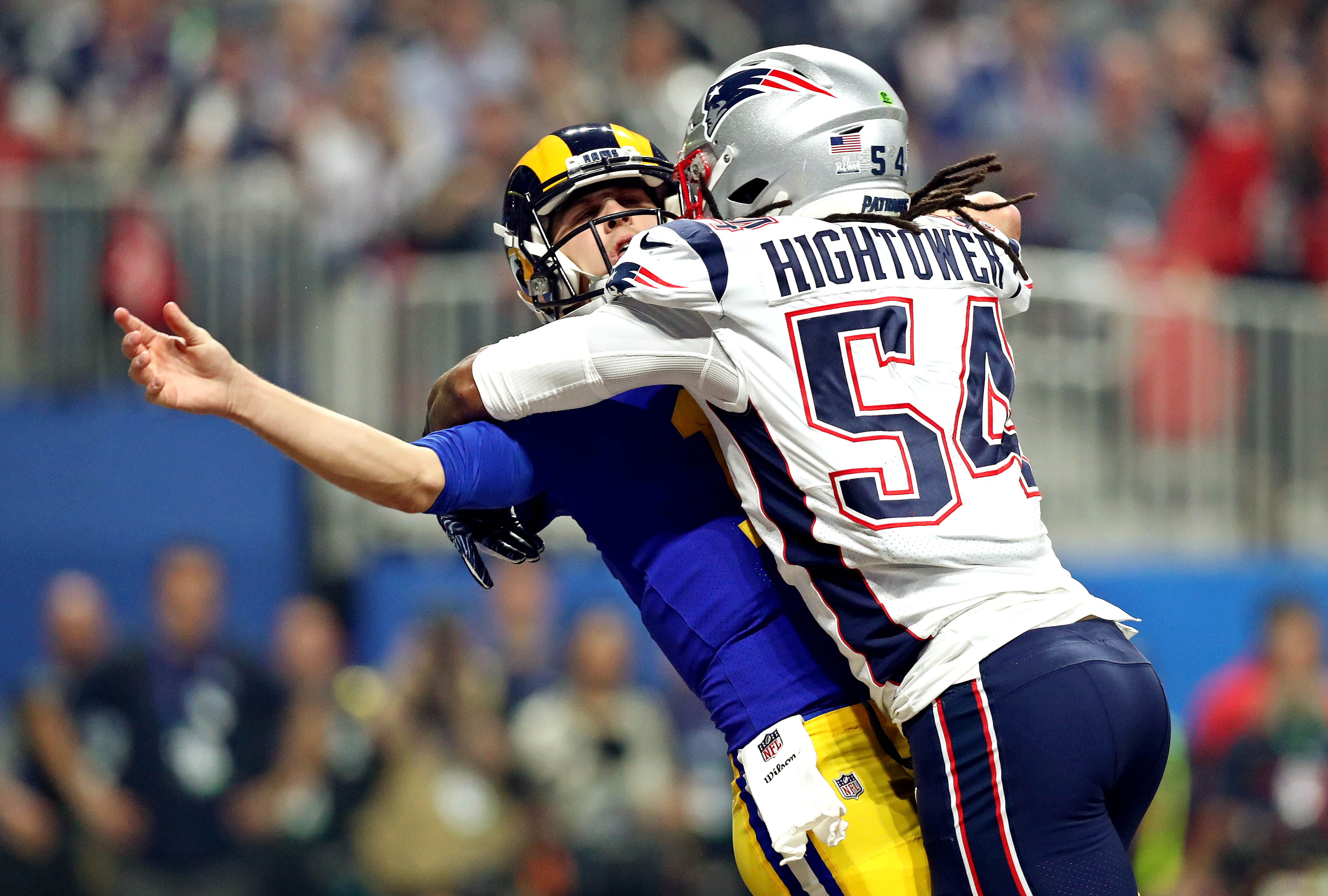 f43c6bcc997 Sunday 7  Dont a Hightower reflects on missing only one game this season