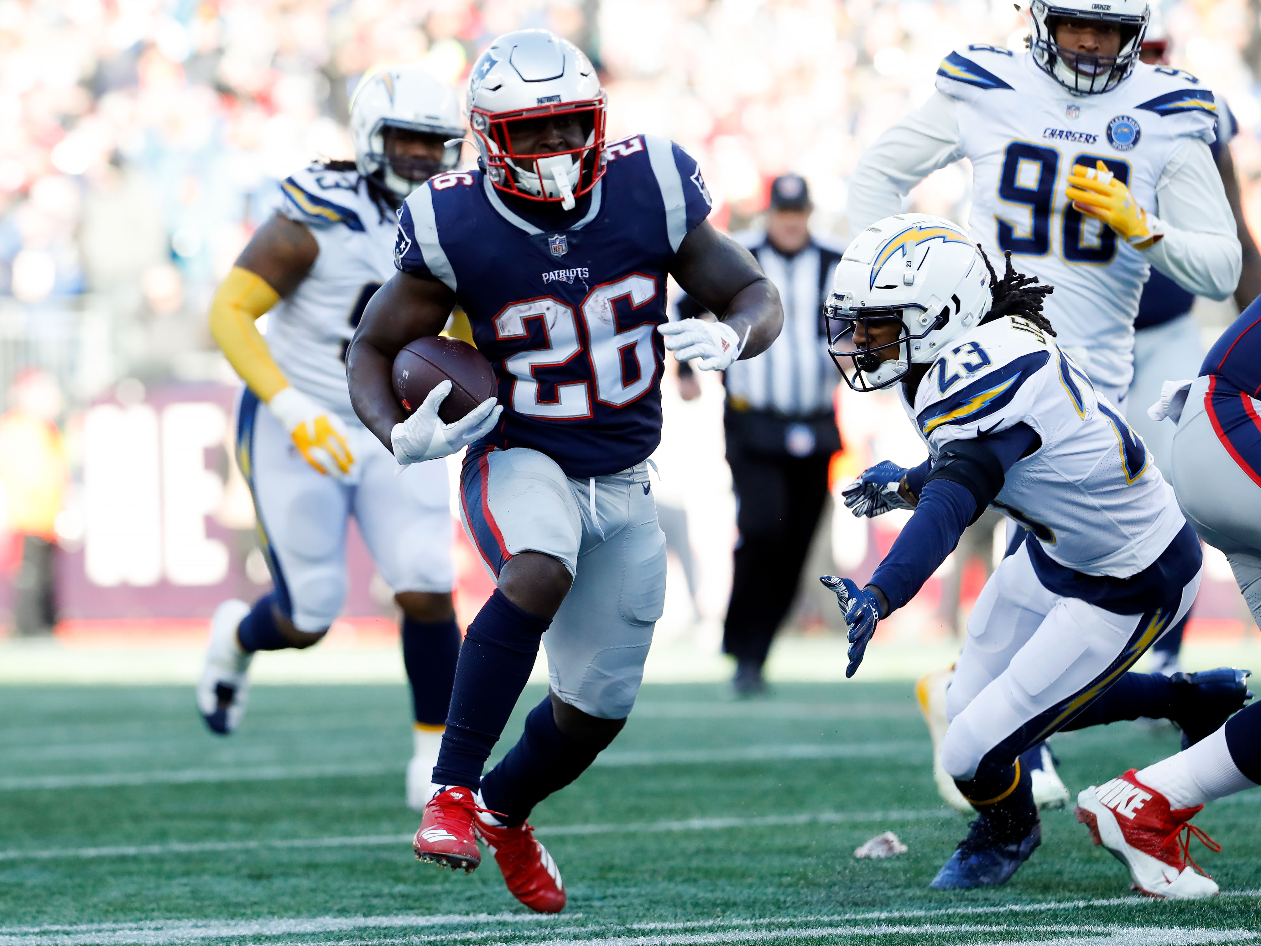 Sony Michel still can t believe Patriots won Super Bowl f1a895ce8