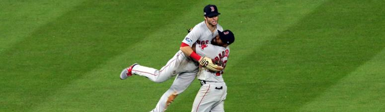 Photos: Red Sox hang on to win wild Game 4, take 3-1 series lead