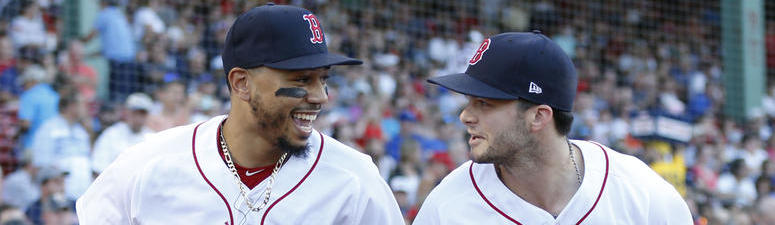 Quiz: Which Red Sox player are you?