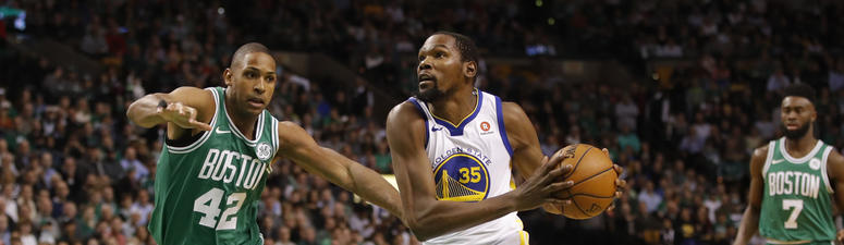 Kevin Durant's future in Golden State suddenly murky, and here's how that could be very bad news for Celtics