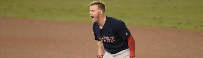 Potential free agent-to-be Brock Holt: I want to be in Boston forever