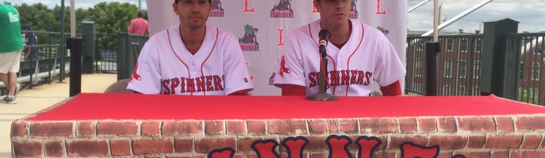 Rio Gomez, son of ESPN's Pedro Gomez, talks upbringing, journey to Lowell Spinners