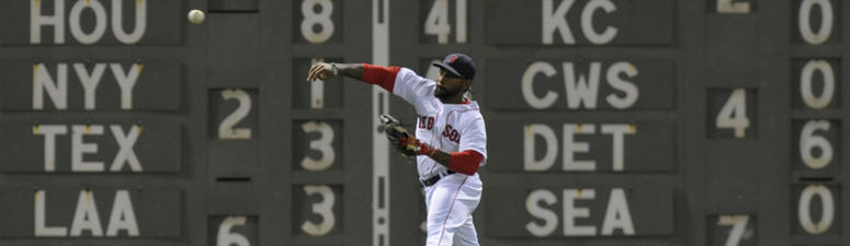 Jackie Bradley Jr. must stay in Red Sox lineup –– for now