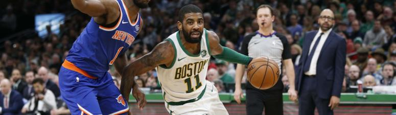 Kyrie Irving reveals what Celtics were missing before this winning streak