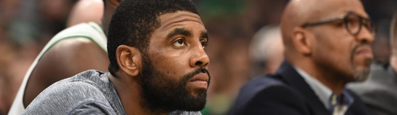 Kyrie Irving out, Al Horford, Gordon Hayward doubtful as Celtics attempt to extend winning streak vs. Pelicans