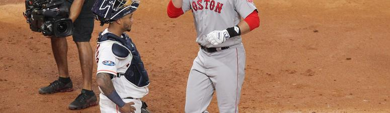 Red Sox draw highest rating since 2013 for ALCS clincher