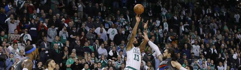 NBA says Marcus Morris travelled before game-winning three