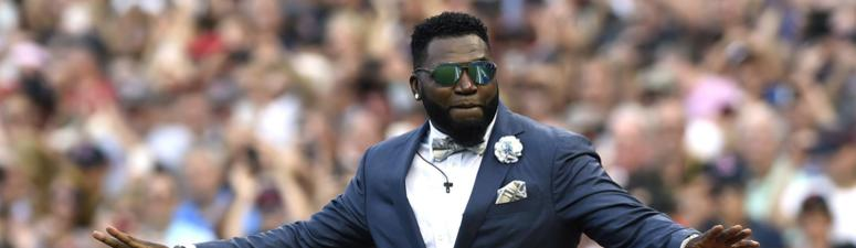 David Ortiz says he's never experienced racism in Boston
