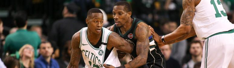 Eric Bledsoe gets dominated by Terry Rozier, claims he doesn't know who Rozier is