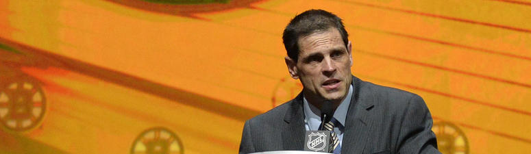 Don Sweeney: No 'hard and fast rule' about trading Bruins' first-rounder