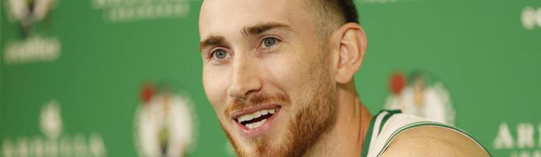 Celtics coach Brad Stevens describes Gordon Hayward's recent setback as 'small'