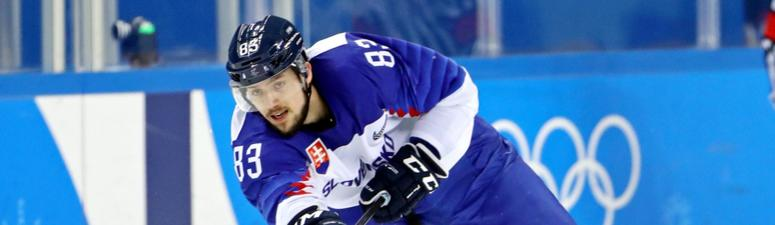 Bruins sign Slovak shootout stud Martin Bakos to one-year, two-way deal