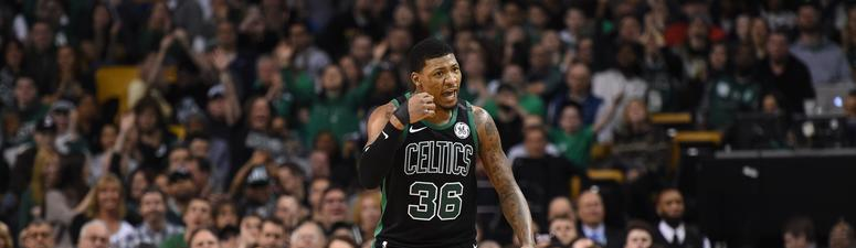 Marcus Smart reportedly will need surgery on thumb, but there is hope he returns for playoffs