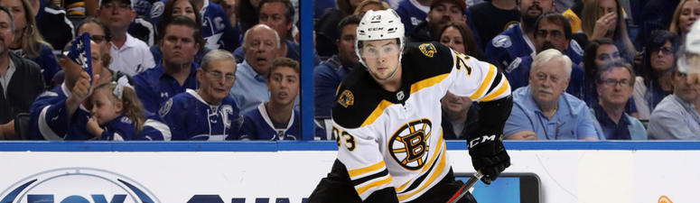 Which Bruins defensemen will win top-six roles out of training camp?