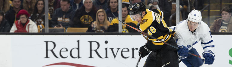 Kalman: Grzelcyk plays expanded role on & off ice in Bruins' win