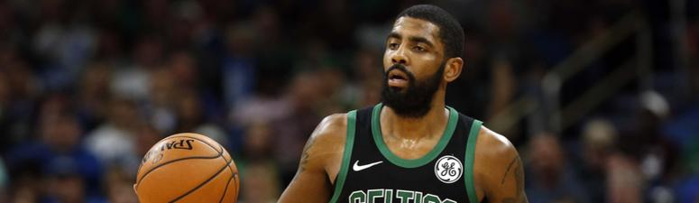 Kyrie Irving, Marcus Smart ruled out vs Nets